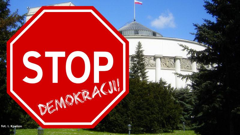 Dlaczego w obronie demokracji?