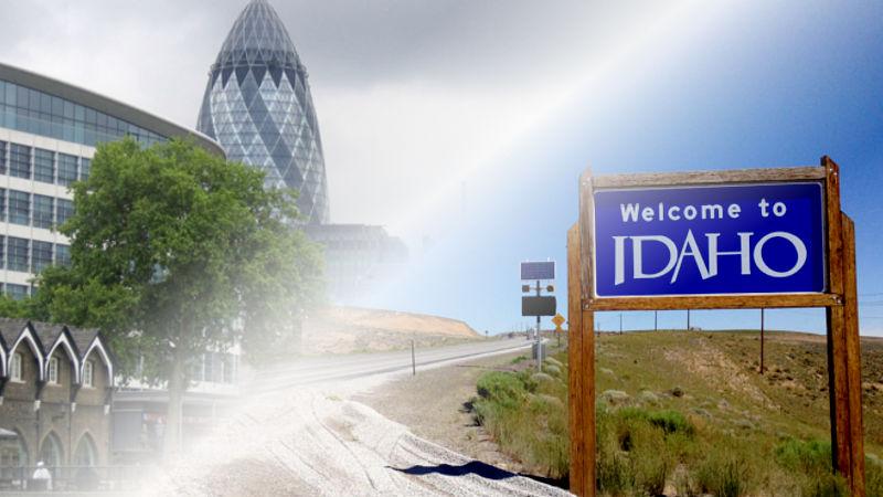 Jak nas widzą, tak nas piszą, czyli między Idaho a Londynem